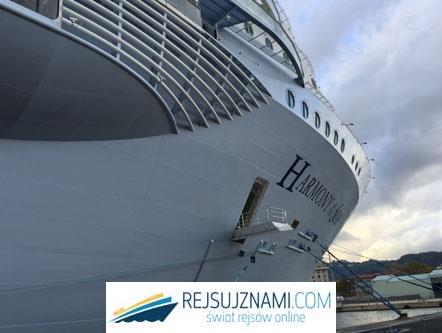 RCCL Harmony of the seas  -
